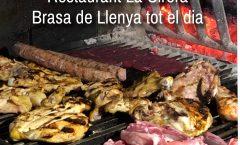 Restaurant La Cirera Encamp al costat del Funicamp pàrquing propi cuina de muntanya amb especialitats com les carns a la brasa, la pasta, les pizzes i el menú diari de 12 a 15 hores. Terrassa espectacular. T. 815919