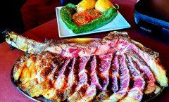 A La Cirera fem servir carns madurades de vacú per als nostres magnífics Txuletons.